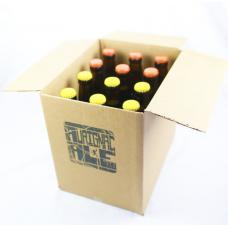 Bières Aurignac, pack de 12 bières de 33cl
