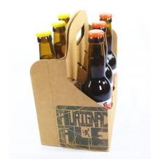 Bières Aurignac, pack de 6 bières de 33cl