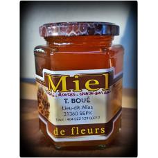 Miel toutes fleurs - le pot de 250g