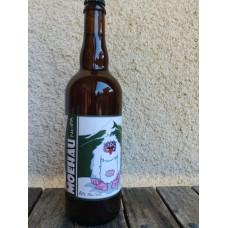 Bière BIO ambrée IPA Moehau - 33cl