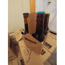 Bière BIO Moehau - Coffret 6 bouteilles 33cl