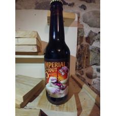 Bière BIO Imperial Stout Moehau - 33cl