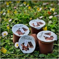 Crème au chocolat - Lot de 4