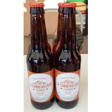 Bière ambrée BIO La Commingeoise - 33 cl