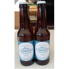 Bière blanche BIO La Commingeoise - 33cl