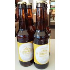 Bière blonde BIO La Commingeoise - 33cl