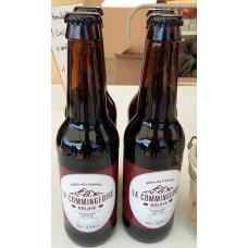Bière brune BIO La Commingeoise - 33cl