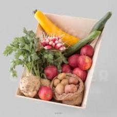 Panier légumes BIO 3,5 kg