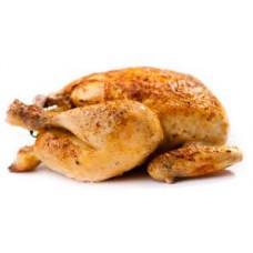 Poulet cuit